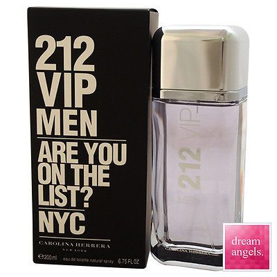 For Eau Vip Fragrance212 Carolina Men Herrera By De Toilette cKTlFJ13