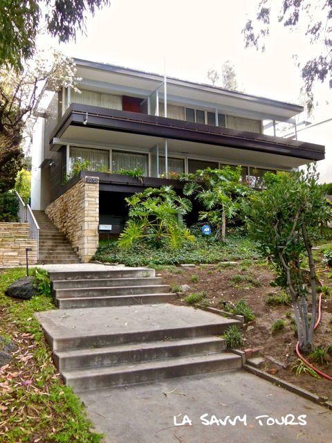 Los Angeles Neutra Tour LA Savvy Tours Architecture Tours in