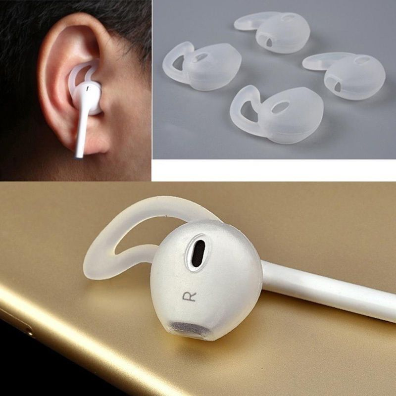 2x For Apple Iphone 7 Iphone 7 Plus Airrings For Apple Airpods Exclusive Iphoneairpods Iphone Creative Earbuds Apple Earphones