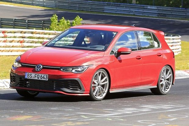 Volkswagen Golf Gti Tcr A Versao Mais Agressiva Do Hatch E
