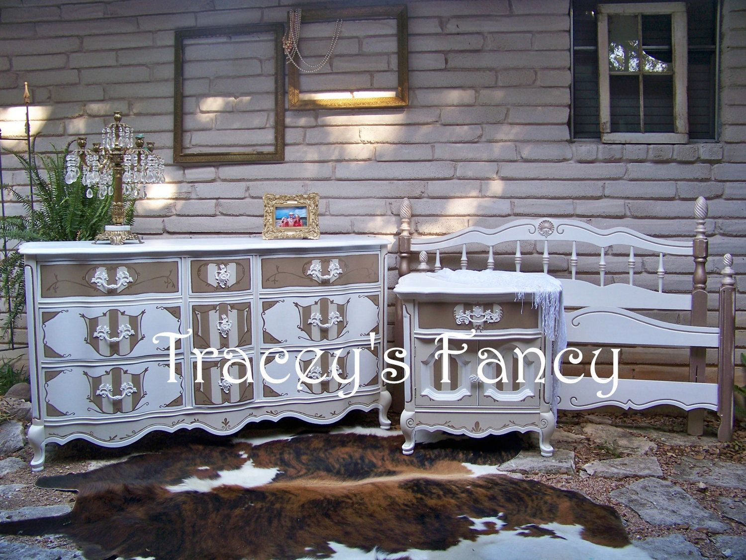 Vintage French Provincial