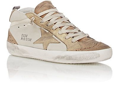Golden Goose Midstar Distressed Sneakers order for sale official for sale from china free shipping comfortable cheap online ImdMS2De