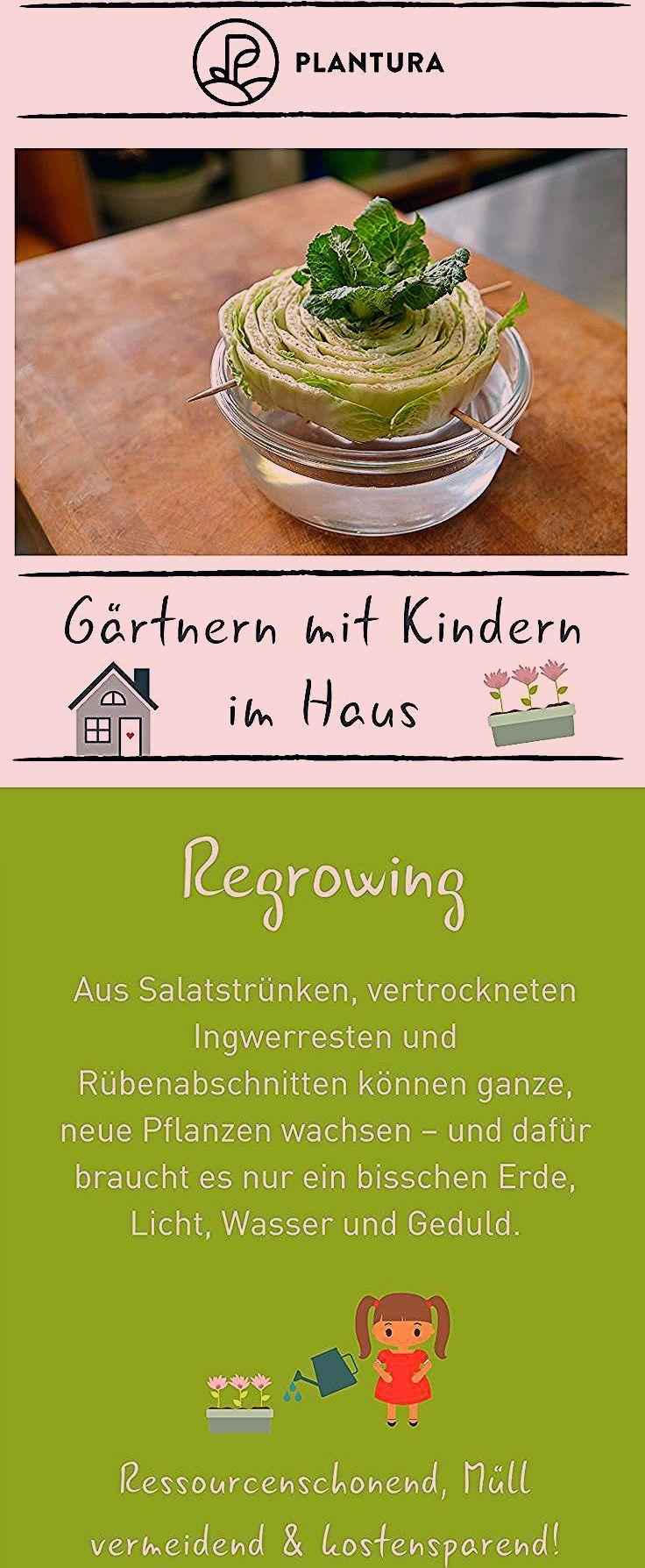 Photo of Gartenarbeit mit Kindern im Haus Nachwachsen andere Inspiratio