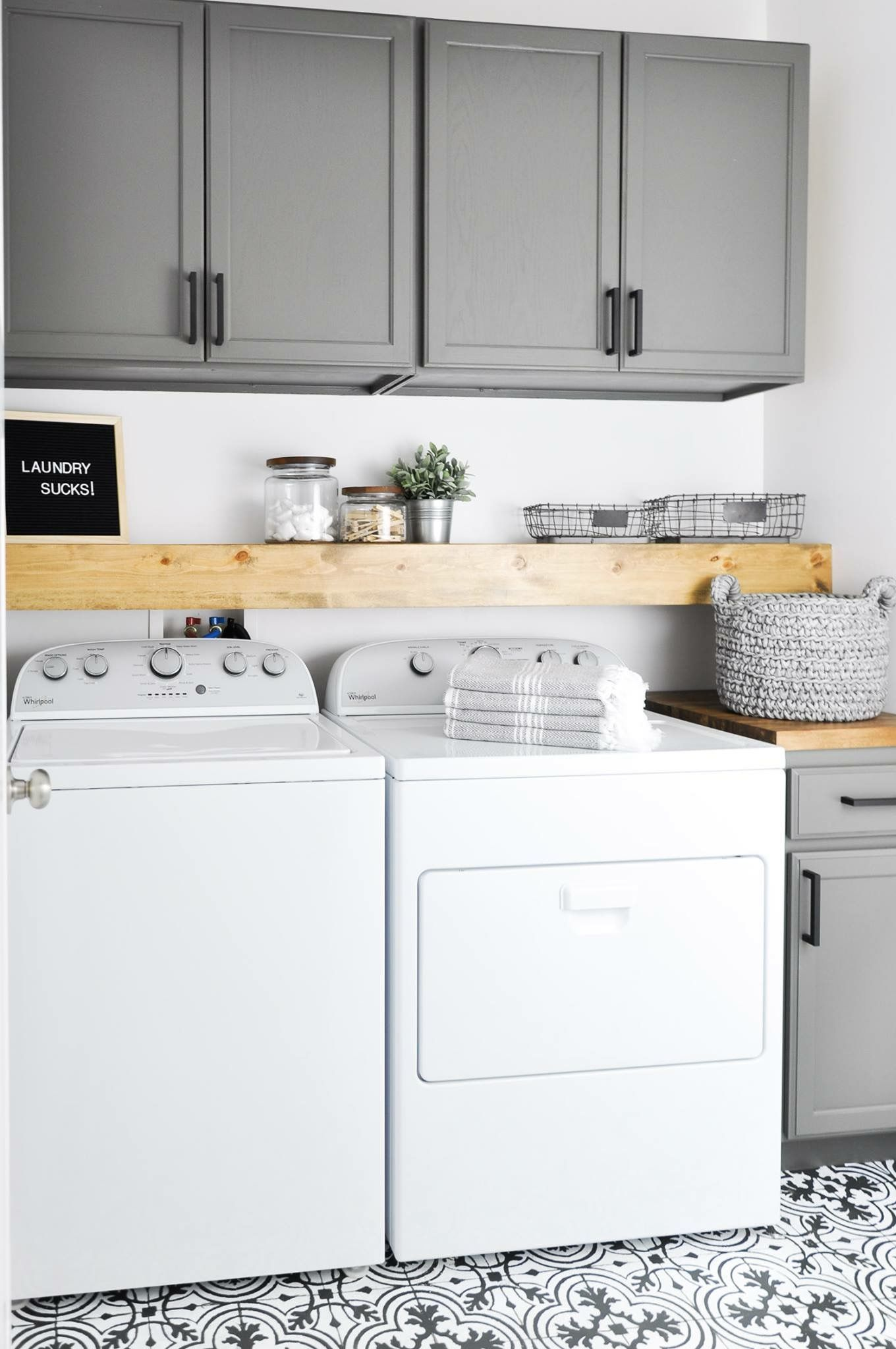 Basement Laundry Room Unfinished Basement Laundry Room Ideas, Basement Laundry