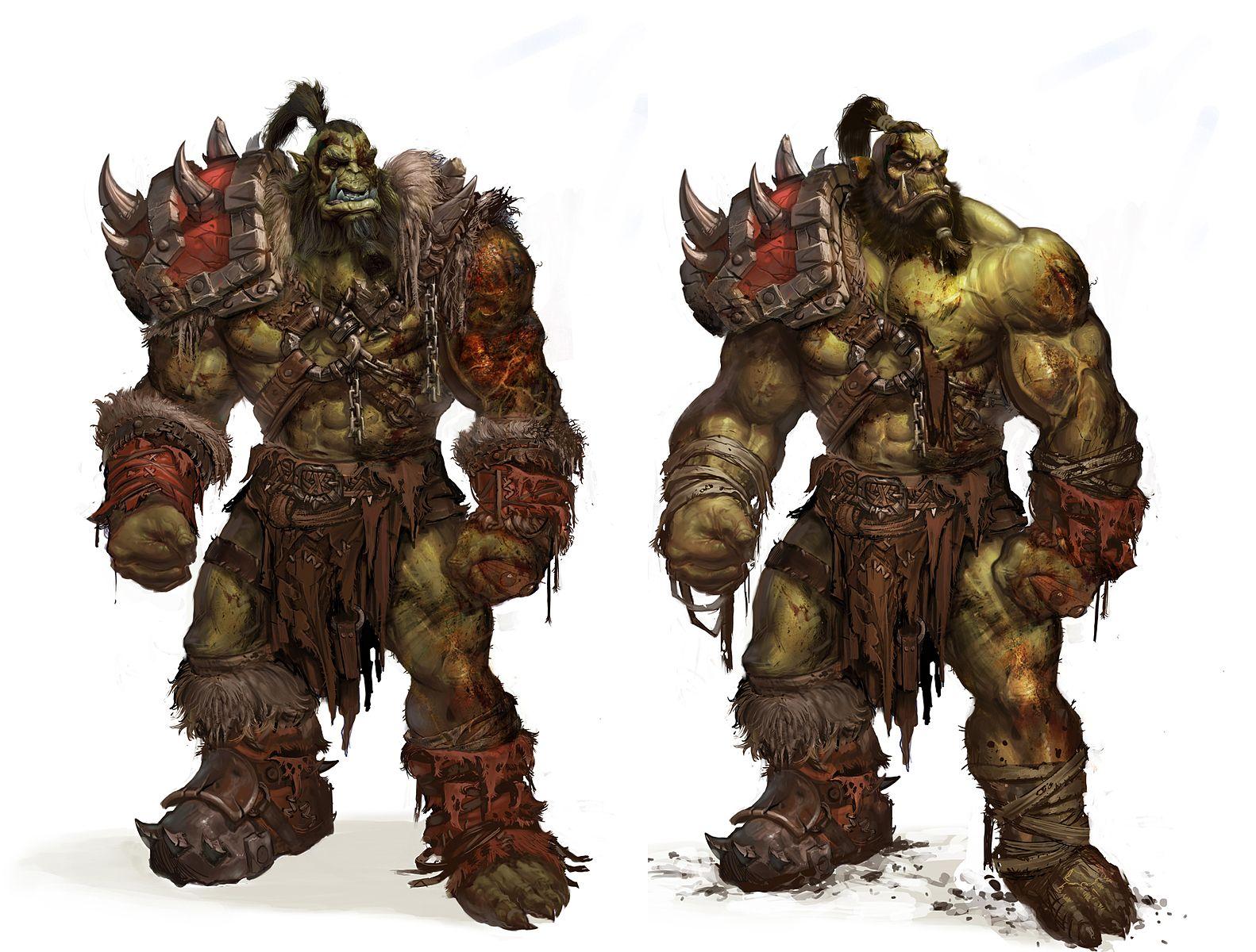 warcraft orc horde - photo #31