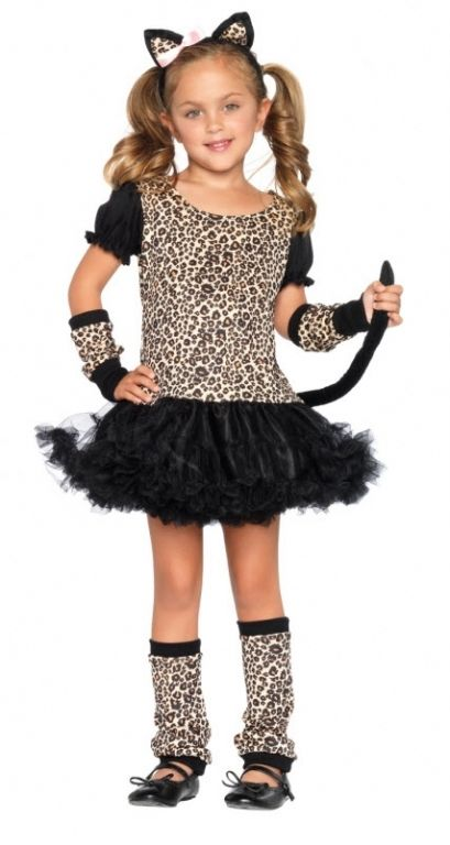 00dd78b748d Cat Costume Little Leopard Child CostumeCute kitty cat Includes ...