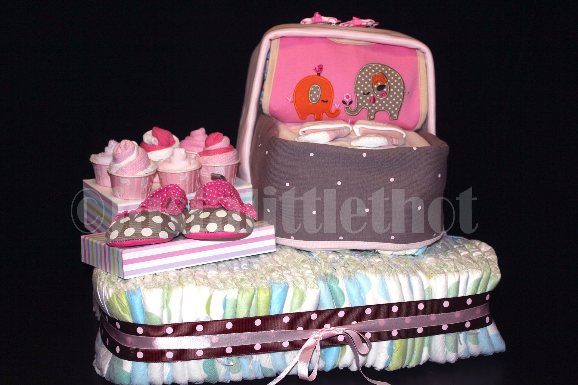 custommade diapergift diaper gift singapore