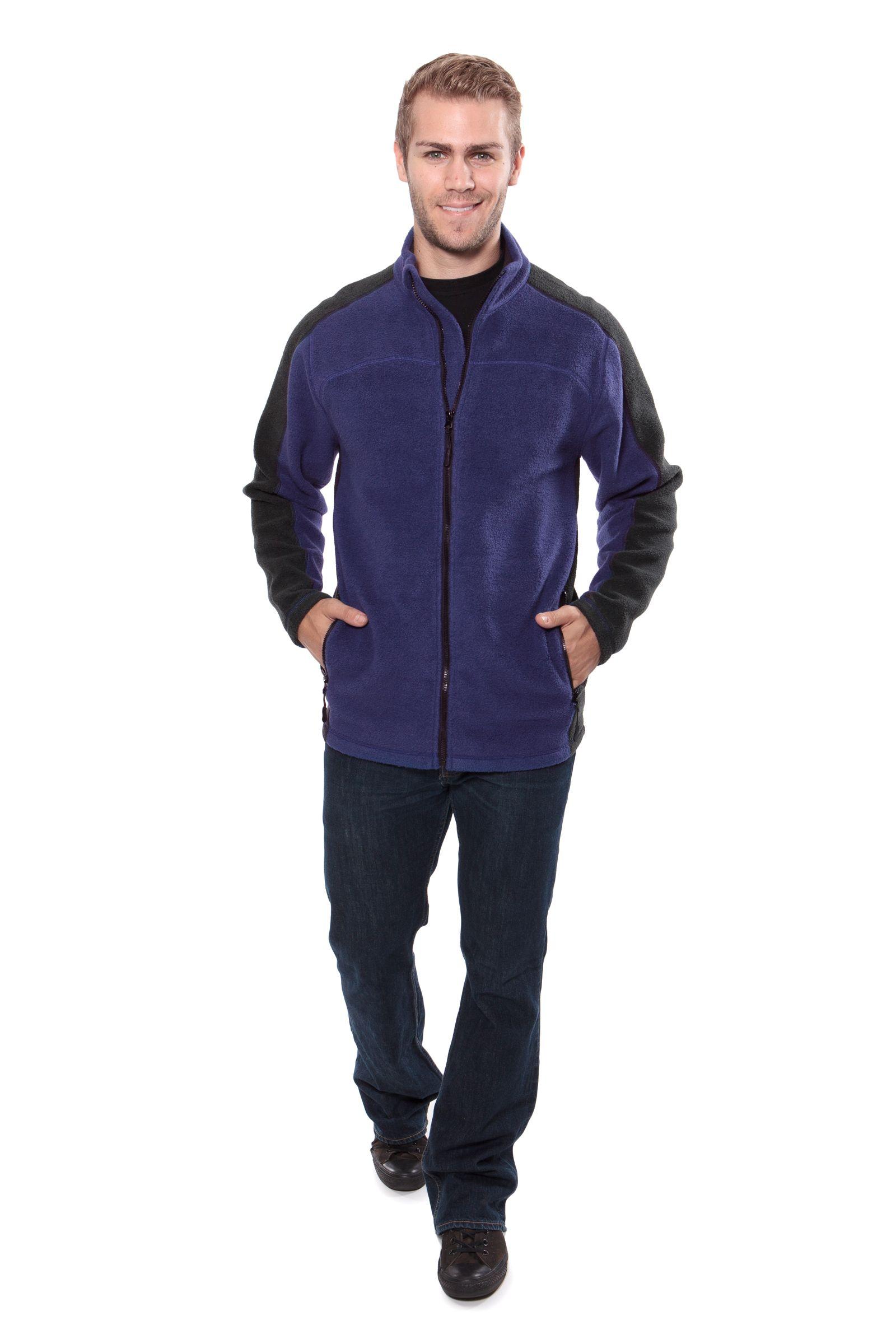 Aleut menus fleece jacket active zone pinterest mens fleece