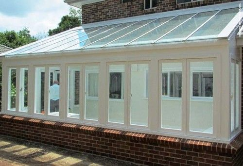 Photo Gallery Of Building And Renovation Works Glass Conservatory Glass Roof Timber Windows