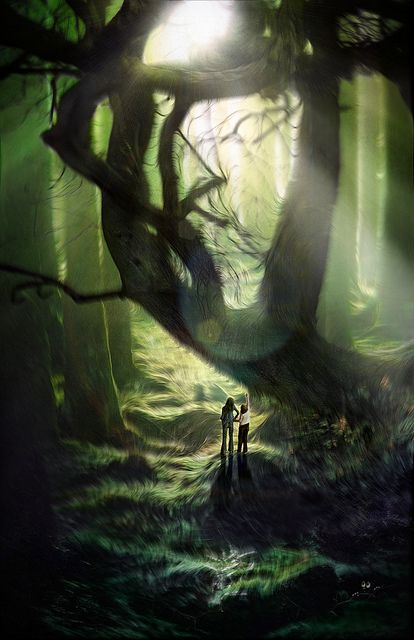 Startle the Forest by hipydeus