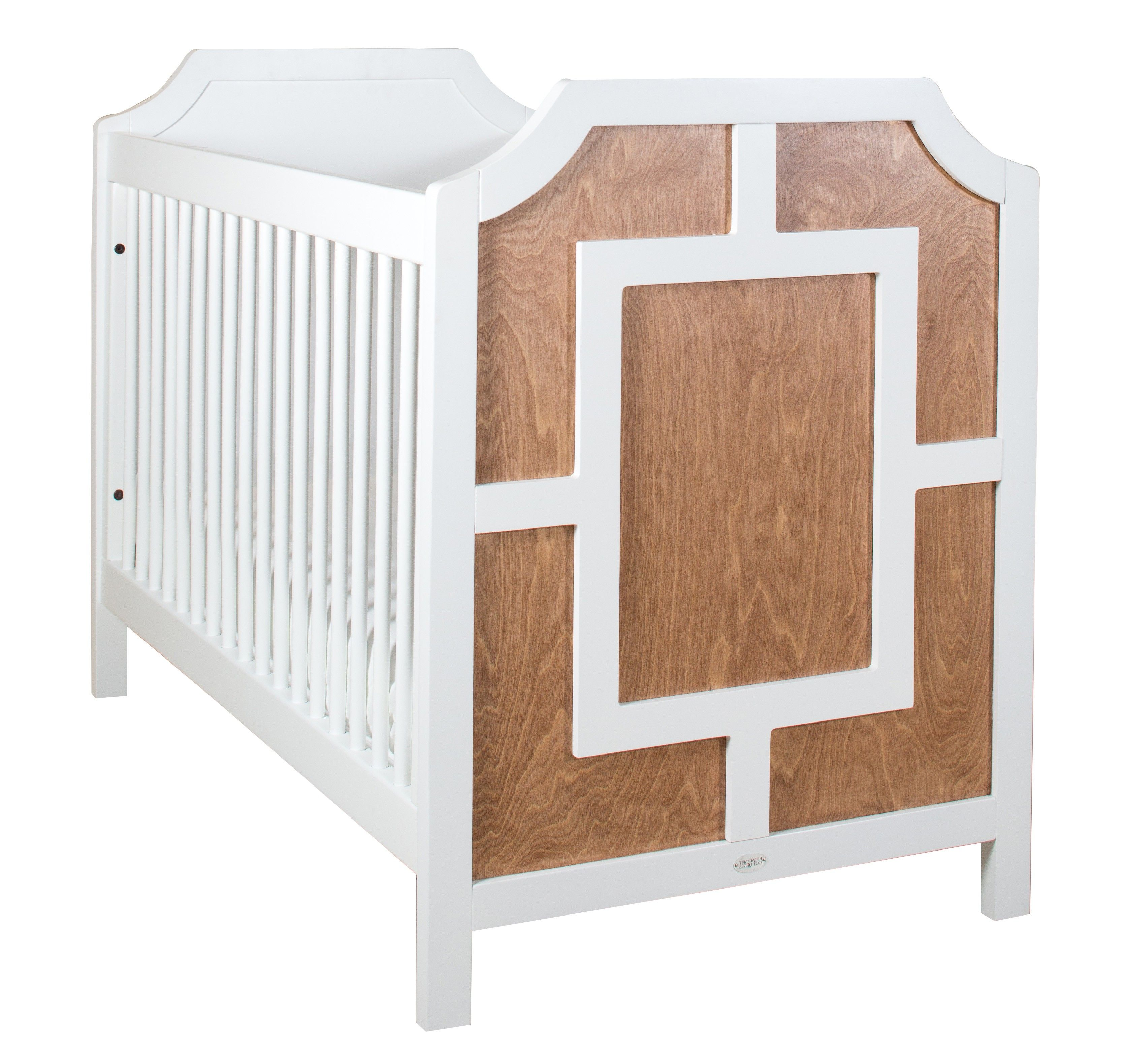 Great Baby Room Furniture Made In USA   Newport Cottage   Crib