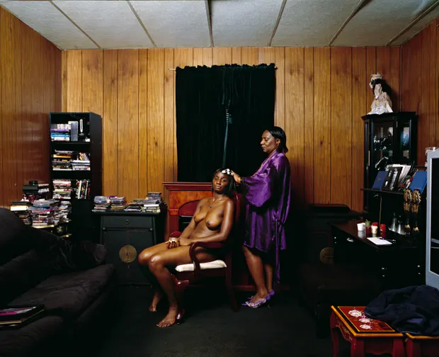 Strangers, lovers and Rihanna in repose: Deana Lawson's intimate portraits | Art and design | The Guardian