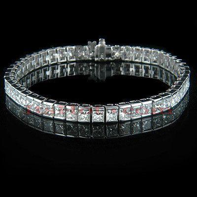 Diamond Tennis Bracelets Each Diamond Tennis Bracelet f at