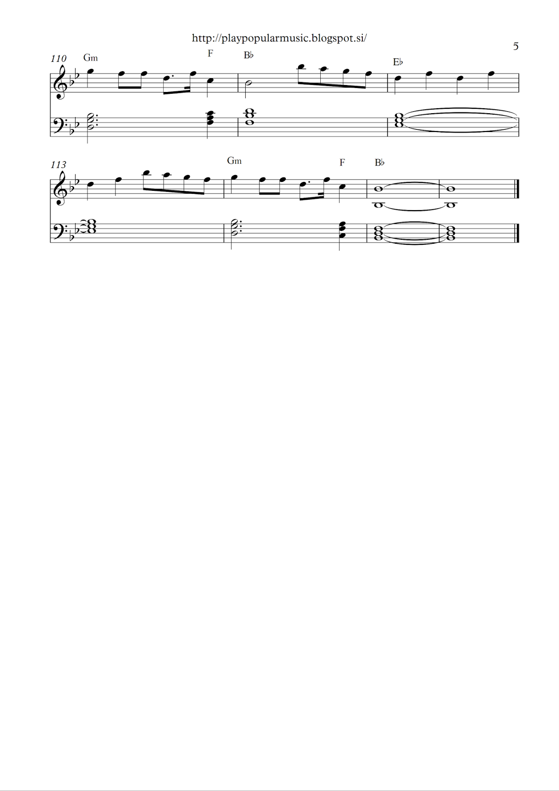 7 Years Piano Pdf free full piano sheet music: 7 years – lukas graham.pdf my