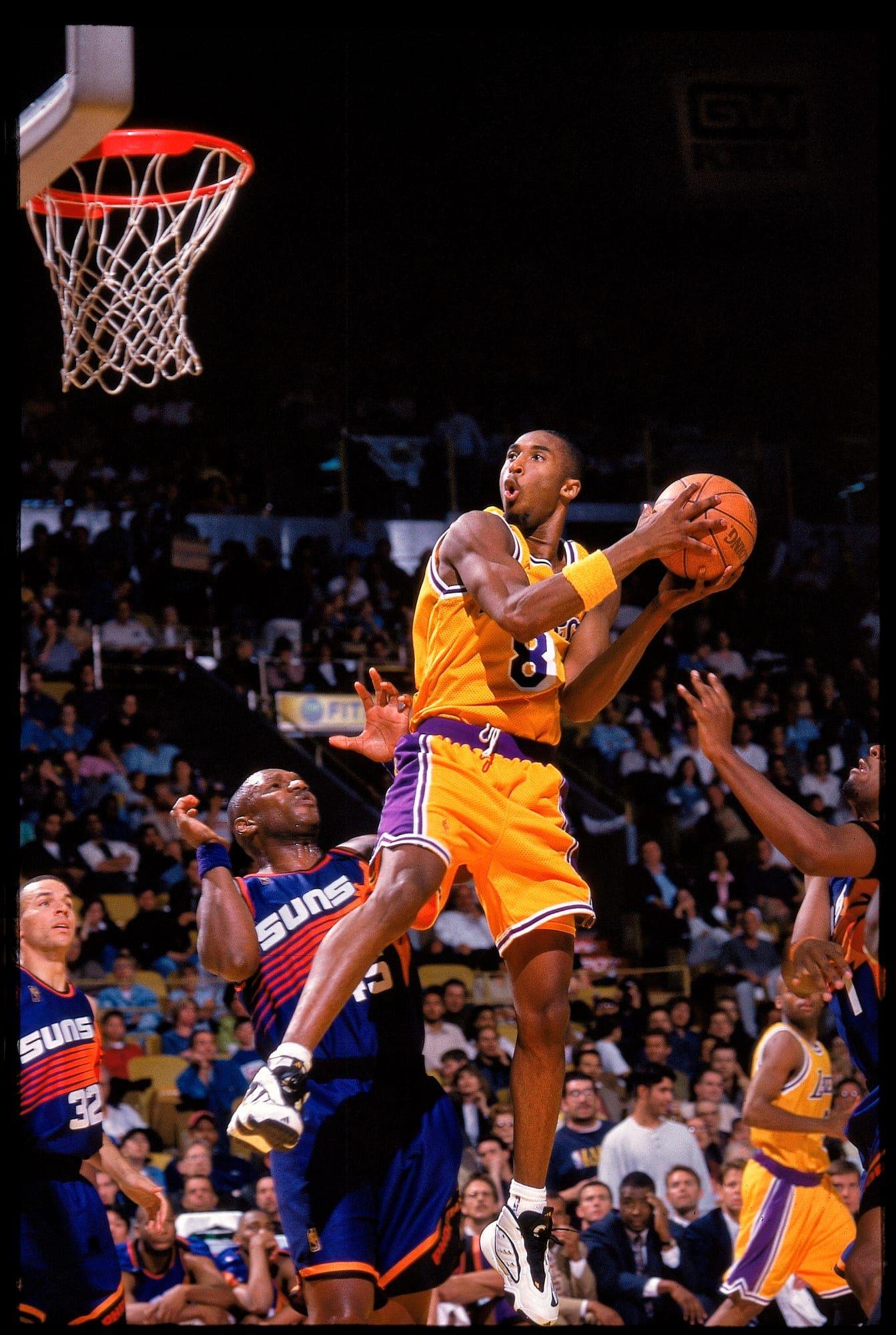 Greatest Photos Of Kobe Bryant In 2020