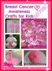 Breast cancer awareness crafts photos 138