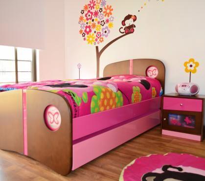 cuarto bebe niña decoracion - Buscar con Google | k | Pinterest ...