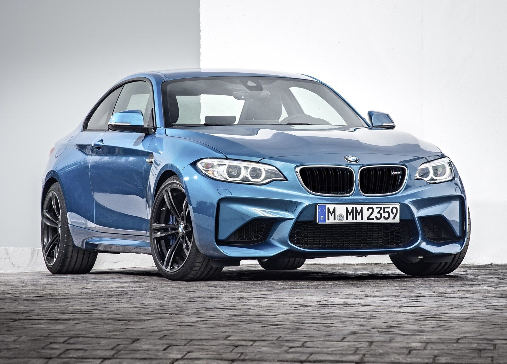 Bmw S M Division Goes Back To Its Roots With The Sublime M2 Coupe