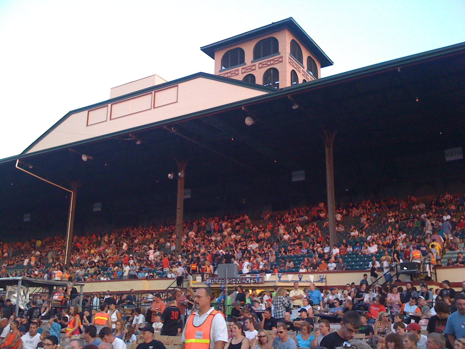 Allentown Fair Grounds Grandstands Allentown Allentown Fair Lehigh Valley