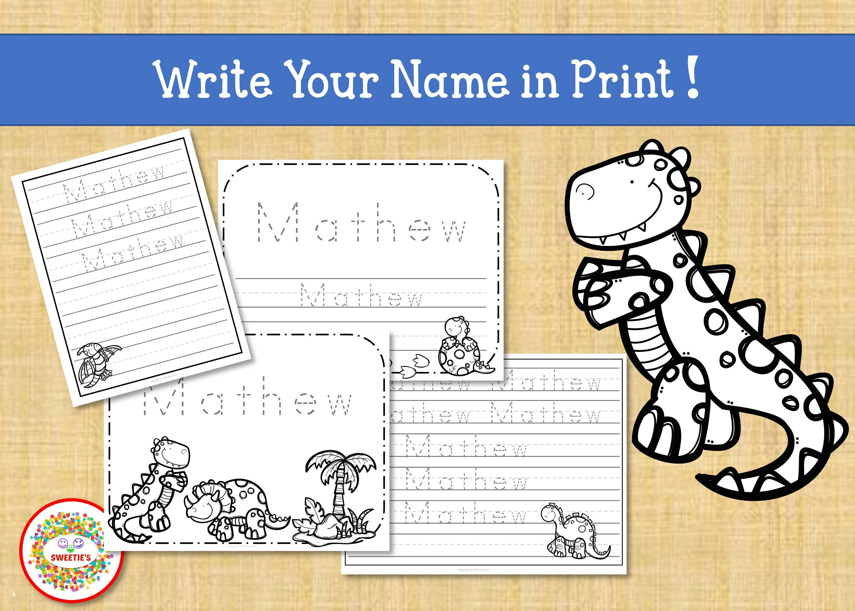 Name Tracing Worksheet First Grade Letter Writing Paper Etsy Handwriting Worksheets Writing Worksheets Handwriting Practice