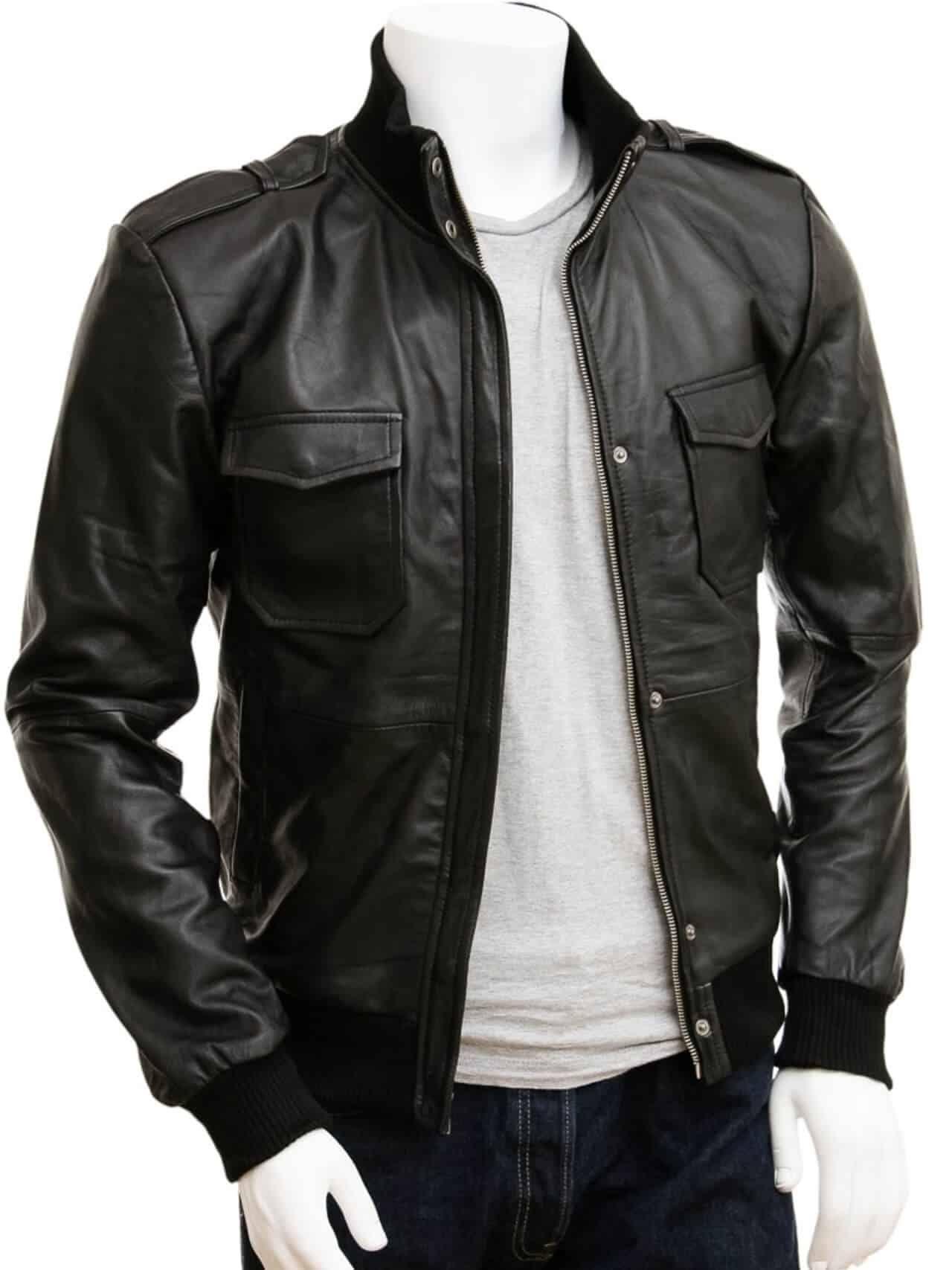 Konveksi Jaket Motor Bandung Menggunakan Jenis Bahan Ini Jaket Kulit Jaket Jaket Kulit Pria