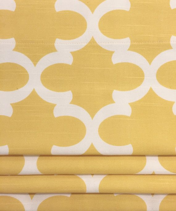 Faux (fake) Flat Roman Shade Valance. Your Choice Of