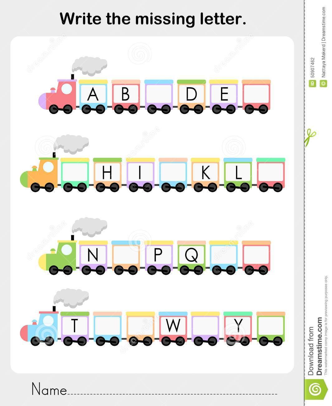 Pin On Letter Worksheets Kindergarten