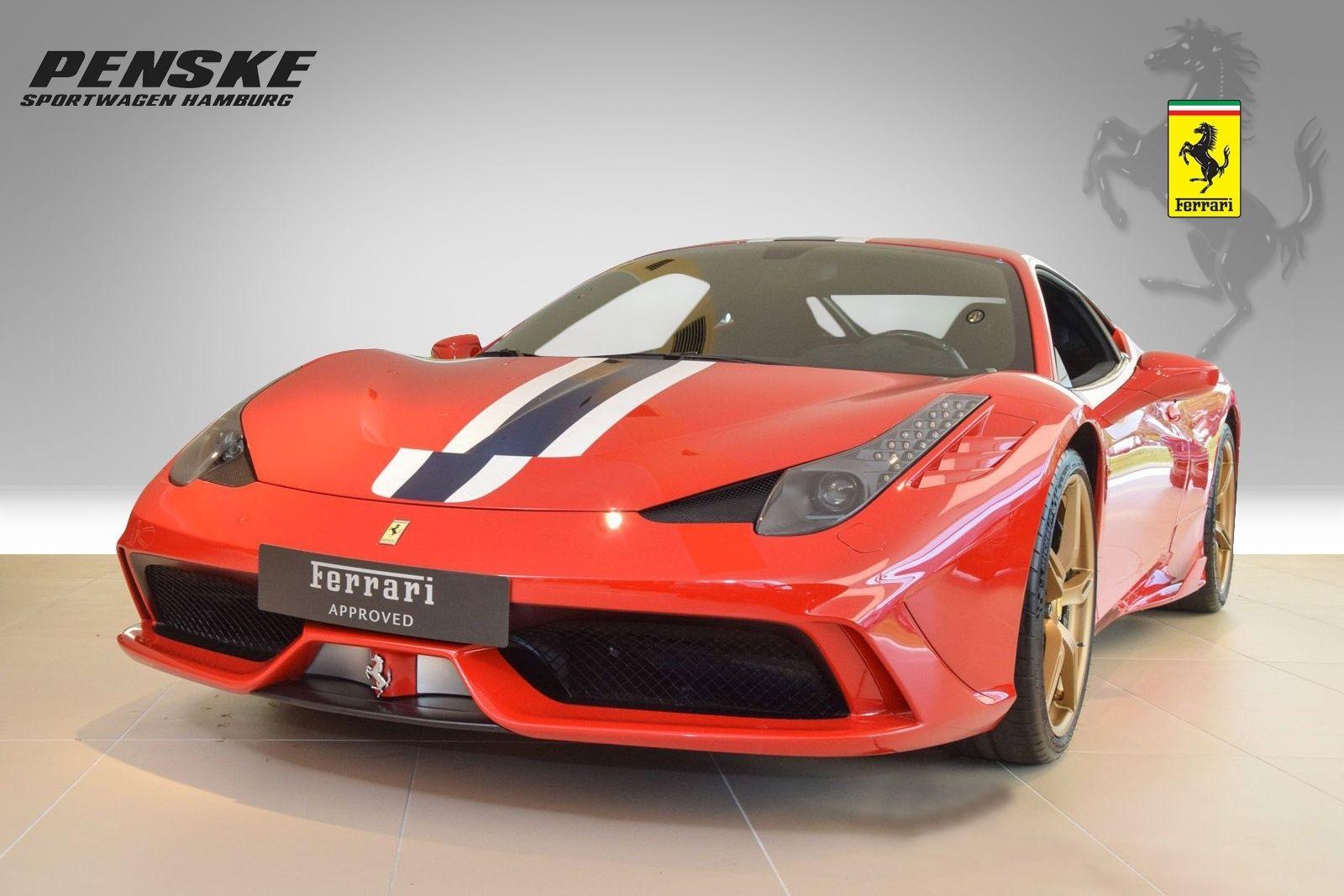 2016 Ferrari 458 Speciale Classic Driver Market Ferrari For Sale Ferrari Ferrari 458 Speciale