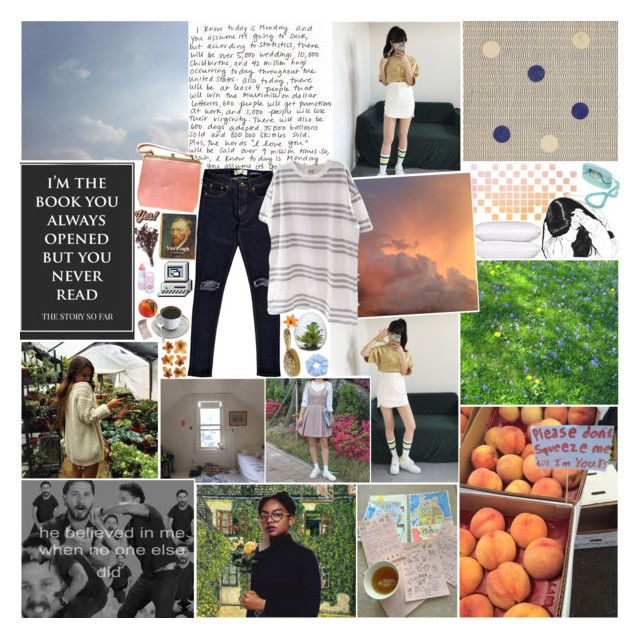 """""""i try to rise and fall with the sun"""" by garagefairy ❤ liked on Polyvore featuring Boohoo, Anya Hindmarch, Crosley, country, revolutionedlook and gottatagrandomn3ss"""
