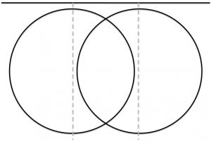 Venn diagram gcf foldable venn diagrams diagram and maths printable venn diagram foldable ccuart Image collections