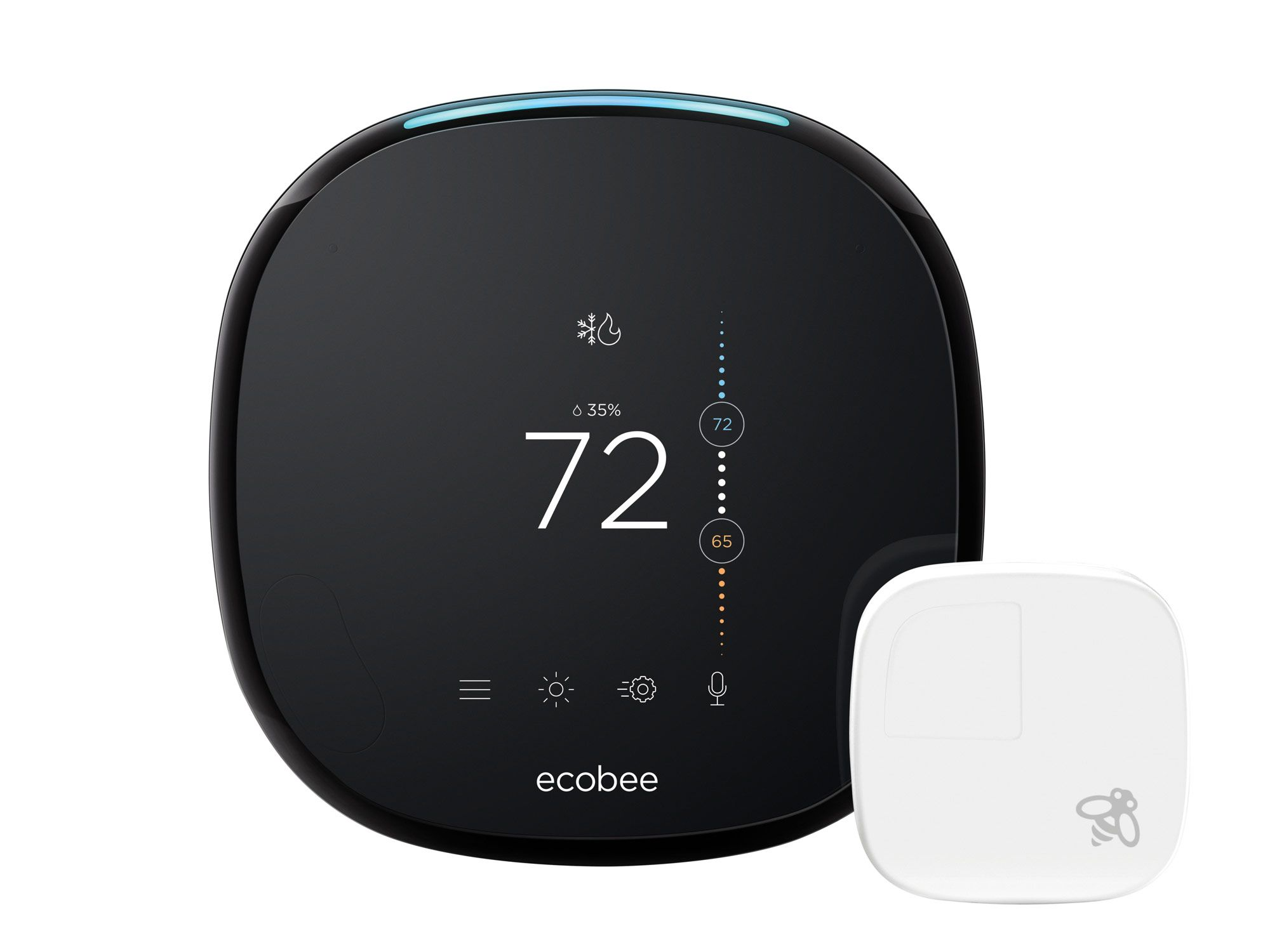 The Ecobee4 Smart Thermostat Is Here Featuring Built