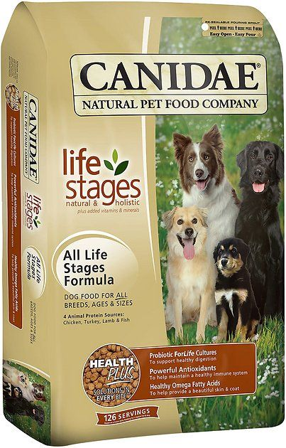 Make Mealtimes Easy Tasty And Nutritious With The Canidae Life