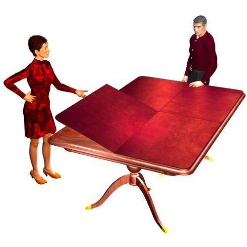 Table Pads Custom Table Pads Table Pad Dining Table Pads - Fitted table pads