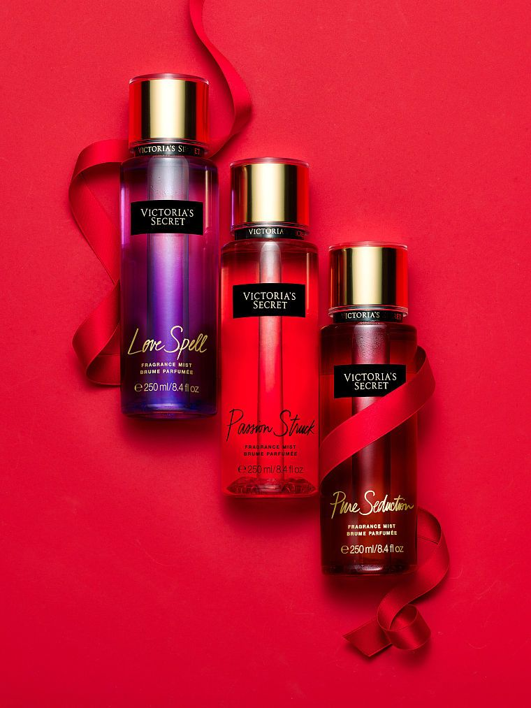 Love Spell Fragrance Mist - Victoria's Secret Fantasies - Victoria's Secret