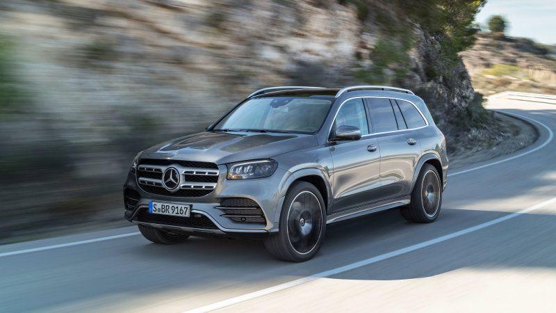 Starting Price For 2020 Mercedes Benz Gls Jumps 5 000 Mercedes