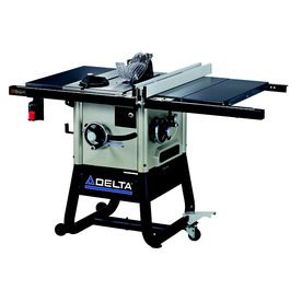 Delta 5000 10 In Carbide Tipped Blade 15 Amp Table Saw 36 5000 Contractor Table Saw Delta Table Saw Table Saw