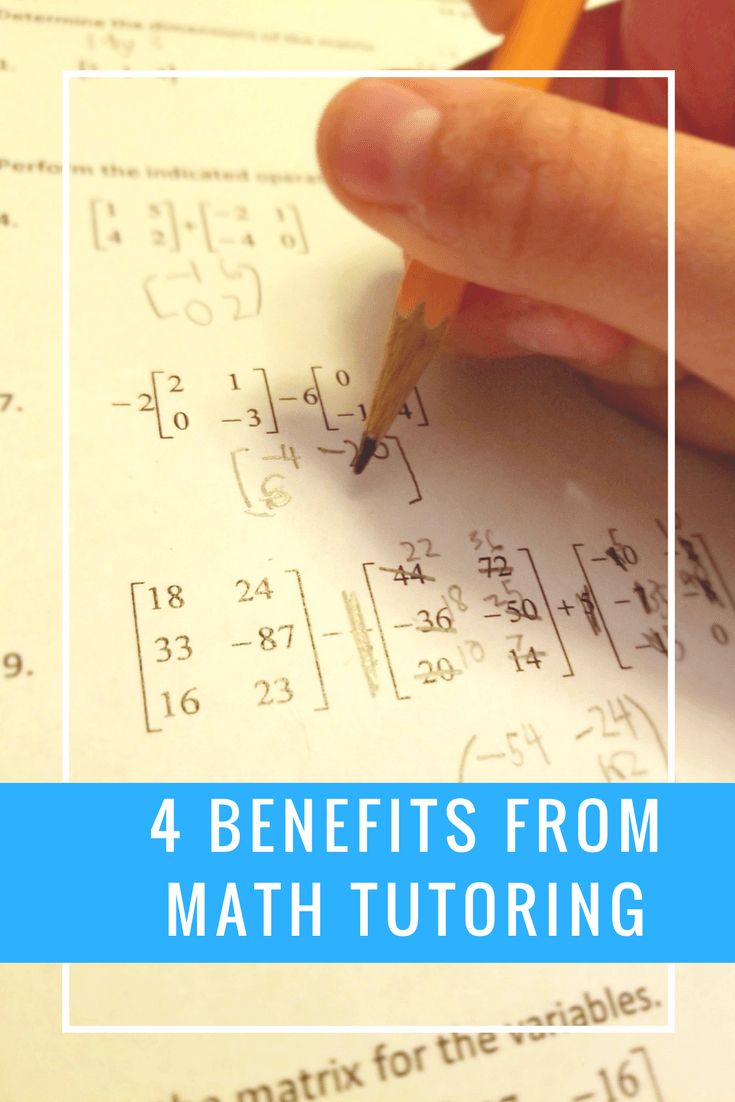 Mathnasium Benefits 4 Things Your Child Will Get Better At With