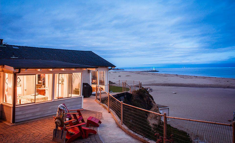 Aquarius Beach House Rental Santa Cruz Ca