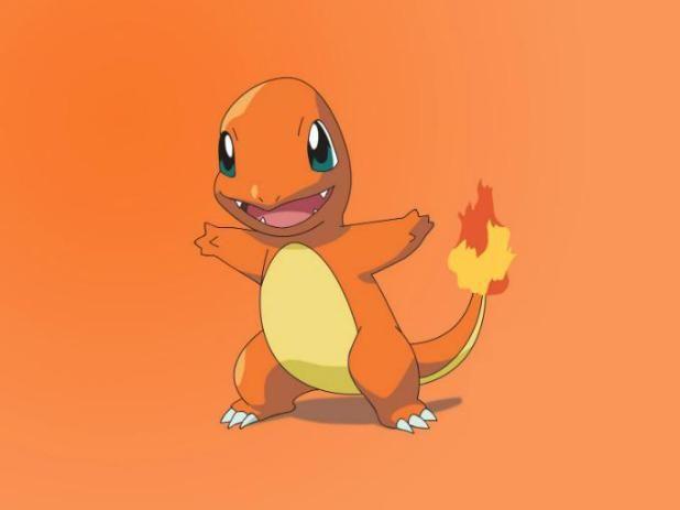 Dibujos Para Colorear De Charmander: Charmander Es El Mejor (y Más útil) Pokémon Inicial