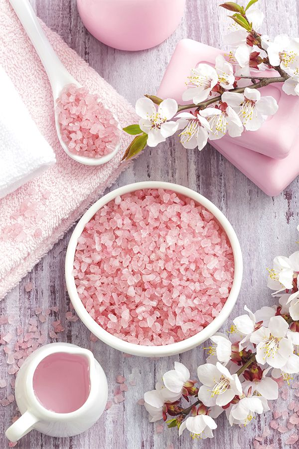 Many spas incorporate natural elements into their treatments, such as sea salt, fragrant essential oils, and flower petals.