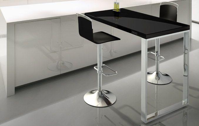 mesas y #sillas modernas para #cocinas #diseño de cocinas ...