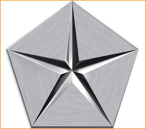 The Chrysler Logo Pyramid Bird S Eye View Logos Pinterest