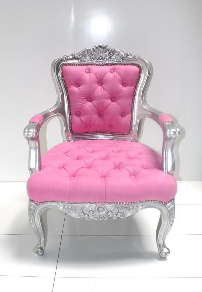a beautiful chair :) | Pink...for Mum :) | Pinterest | Funky ...