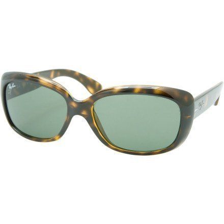 ede0a68f7b Ray-Ban Jackie Ohh Sunglasses Rb4101 710 Light Havana Crystal Brown Ray-Ban.   139.51