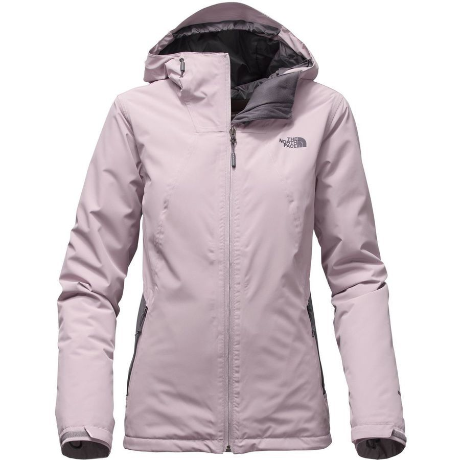 The North Face Highanddry Triclimate Jacket Women S Quail Grey Rabbit Grey Jackets Clothes Jackets For Women [ 900 x 900 Pixel ]