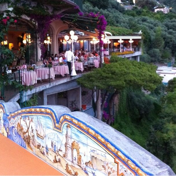 Hotel San Pietro de Positano