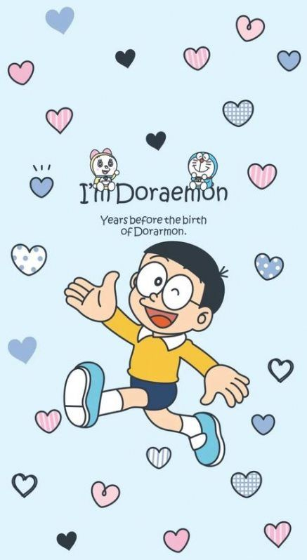 Wall Paper Cartoon Doraemon 69+ Ideas