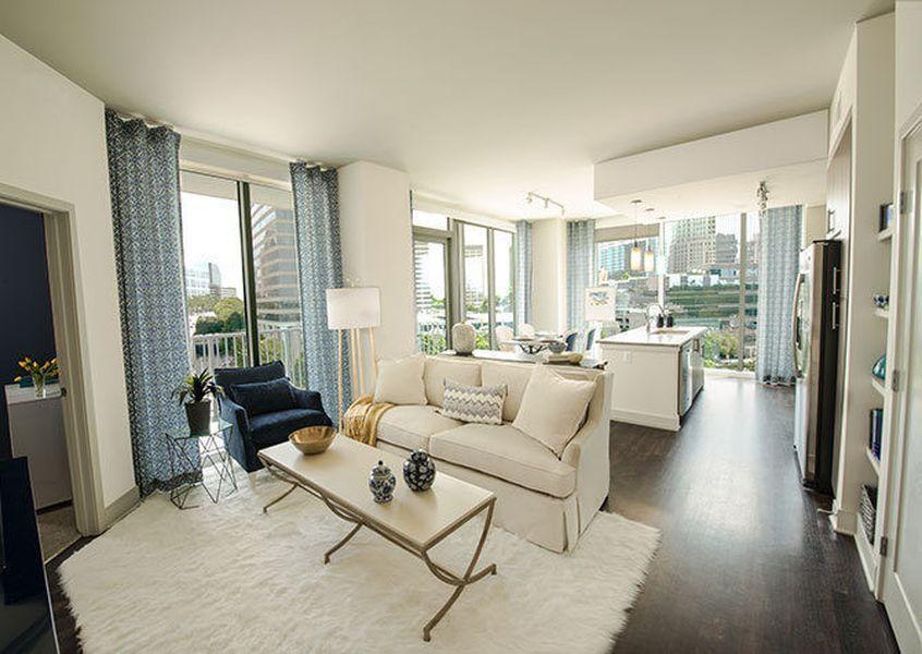 Emejing High Rise Apartments Atlanta Ideas - Decorating Interior ...