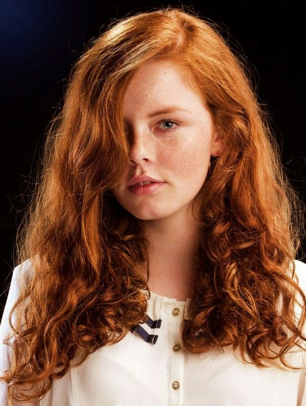 Long hair fetish sex redhead