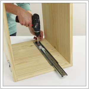 How To Install Drawer Slides Step 3 Copy Diy How To